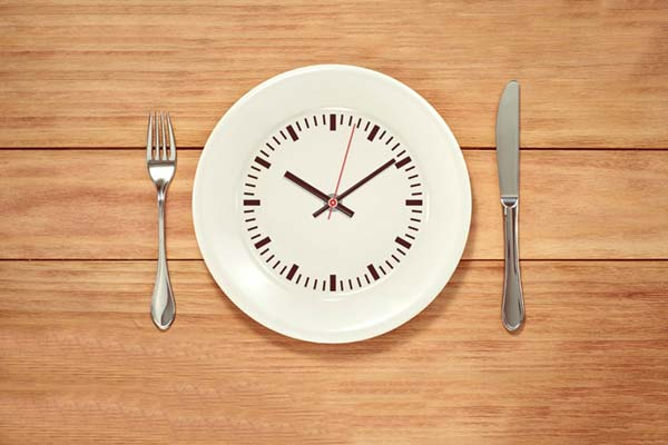 Let's talk about fasting…